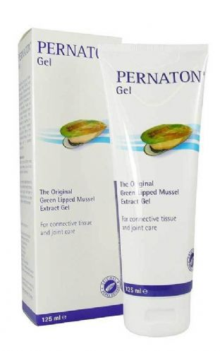 Pernaton® Gel 250ml Green Lipped Mussel Gel -  Connective tissue & Joint Care